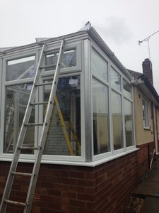 conservatories frames up