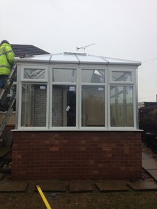 diy conservatory roof panels