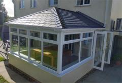 EDWARDIAN SOLID ROOF