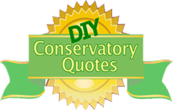 DIY Conservatory Quote: DIY Conservatories, Conservatory Design, Garden Buildings, Conservatory Bases