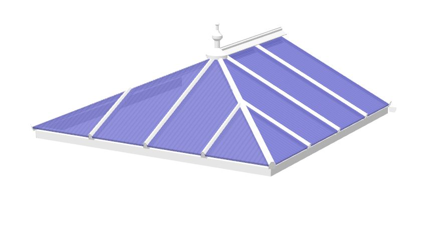 edwardian glass roof