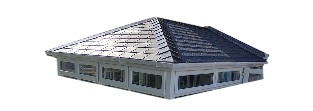 Replacement Solid Edwardian conservatory roof