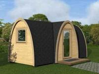 DIY Conservatories, Conservatory Design and Camping POD T5