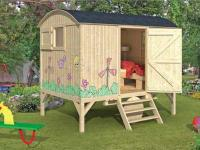 DIY Conservatories, Conservatory Design and Kid's Camping