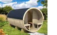 DIY Conservatories, Conservatory Design and Barrel Sauna 400