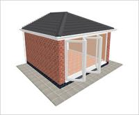 DIY Conservatories, Conservatory Design and Edwardian type3 4250 x 4000mm