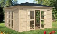 DIY Conservatories, Conservatory Design and Tea House 3,6 x 3,6