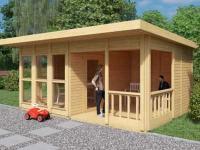 DIY Conservatories, Conservatory Design and Garden House Jana