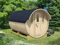 DIY Conservatories, Conservatory Design and Camping Barrel 330