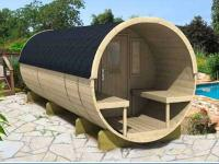 DIY Conservatories, Conservatory Design and Camping Barrel 480