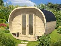 DIY Conservatories, Conservatory Design and Camping Oval 330