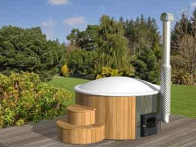 DIY Conservatories, Conservatory Design and Delux Hot Tub
