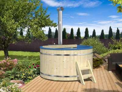 DIY Conservatories, Conservatory Design and Hot Tub Plastic 170 internal Heater