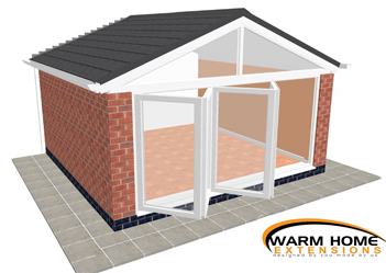 Warmhome Gable