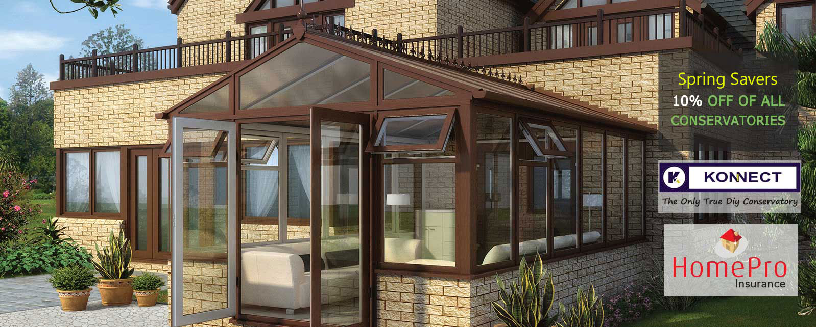 diy conservatories solid roof diy