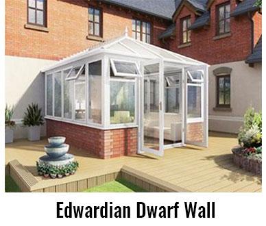 edwardian dwarf wall