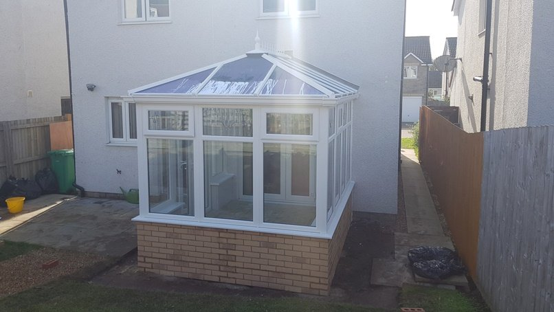 diy edwardian conservatory with durabase 2