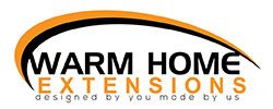 warm home extensions logo