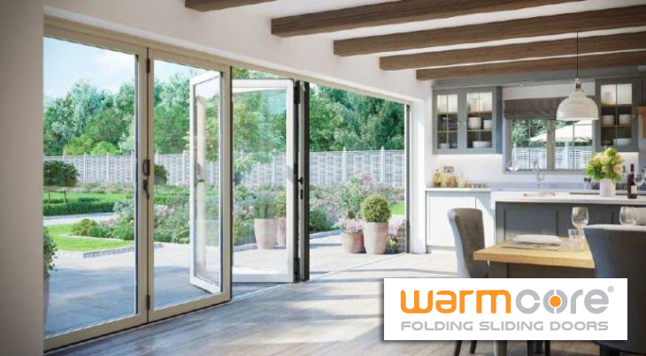 warmcore sliding doors