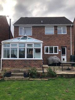 13-4-2021 after edwardian conservatory