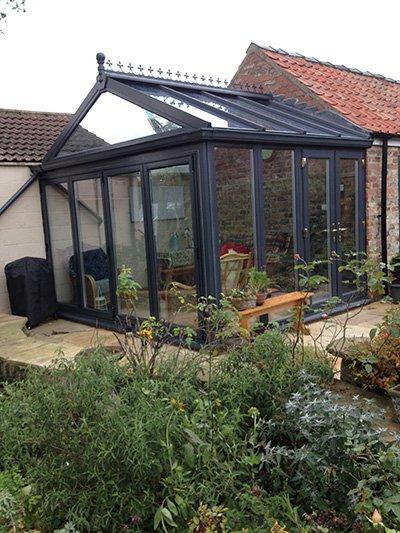 Pavilion conservatory