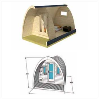 camping housse