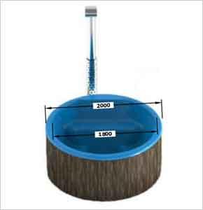 delux hot tub