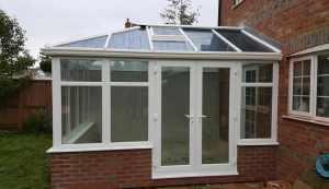 diy conservatory 1