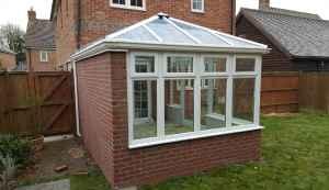 diy conservatory 2