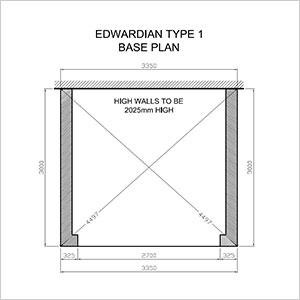 Edwardian type 1