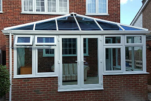 edwarding diy conservatory