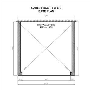 Gable type 3