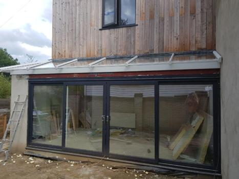 grey-bifold-door