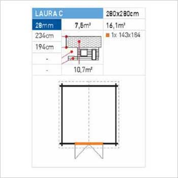 laura specification